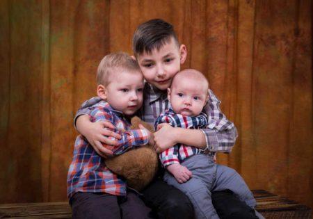 szczecin studio fotografii dziecięcej sesje dzieci