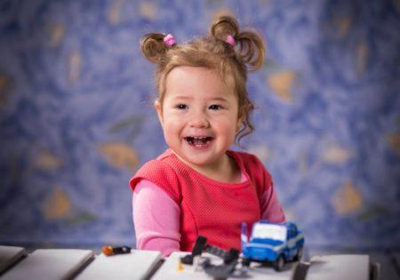 sesja zdjęciowa w studiu z dzieckiem szczecin