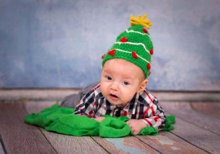 zdjęcia z niemowlakami bobasów sesja dziecko