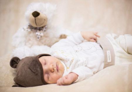 sesja dla noworodka dziecięca foto szczecin
