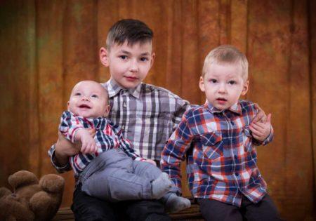 sesja dziecięca foto studio szczecin