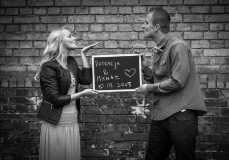 sesje narzeczeńskie zdjęcia dla zakochanych fotografia narzeczeńska