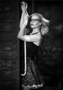 fotografie kobiet szczecin portret w plenerze