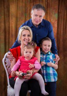 sesja rodzinna studio fotograf szczecin