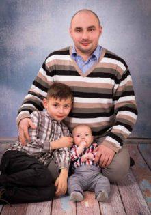 sesja rodzinna fotografie rodzinne