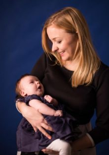 sesja rodzinna dziecięca z niemowlakiem szczecin