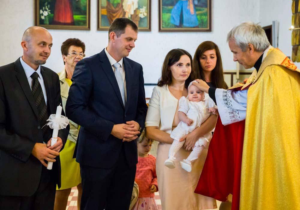 reportaż z chrztu sesja chrzciny chrzest cena