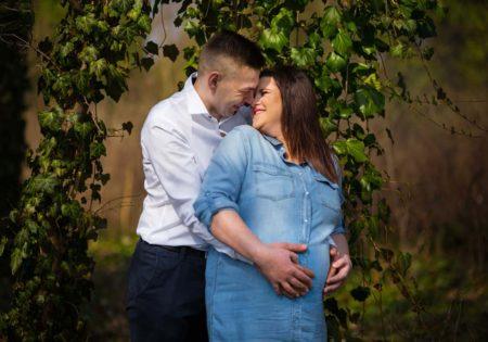 sesja ciążowa plener szczecin foto studio fotograf