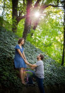 sesja dla par zakochanych narzeczeńska zaręczynowa