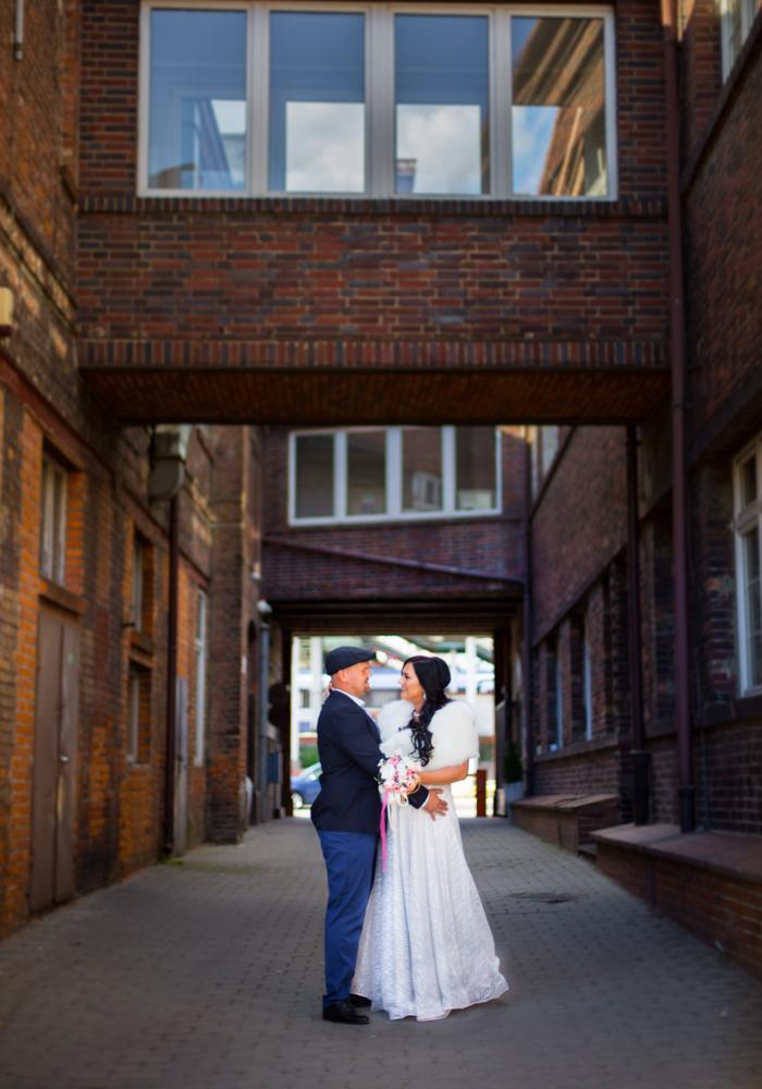 fotograf weselny na ślub szczecin plener ślubny