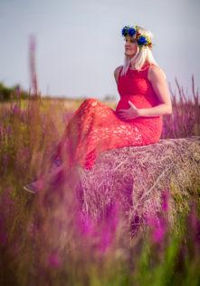 profesjonalne sesje zdjęciowe sukienka do sesji ciążowej szczecin fotograf